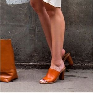J. Crew Marlow Mules Size 7